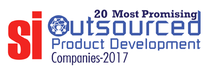SiliconIndia's 20 Most Promising Outsourced Product Development Companies 2017